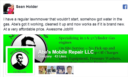 Customer Reviews Lawn Mower Repair And Small Engine